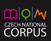 Czech National Corpus logo